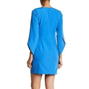 Laundry by Shelli Segal NEW Blue Tulip Size 8
